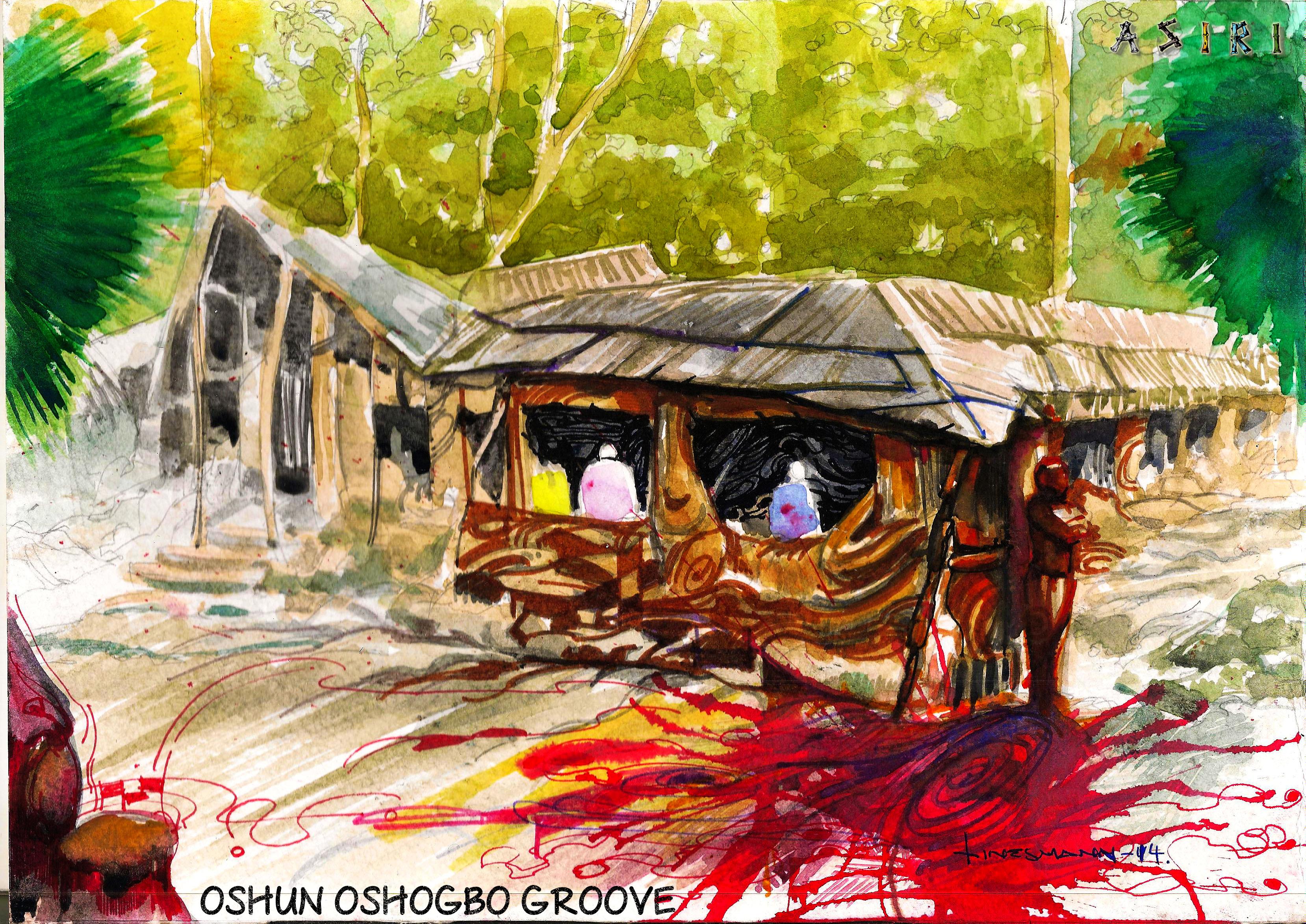 Oshun-Oshogbo Groove