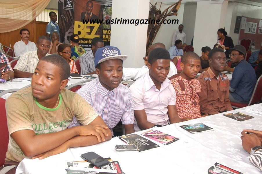A Cross Section of Artists from the Renegade Theatre