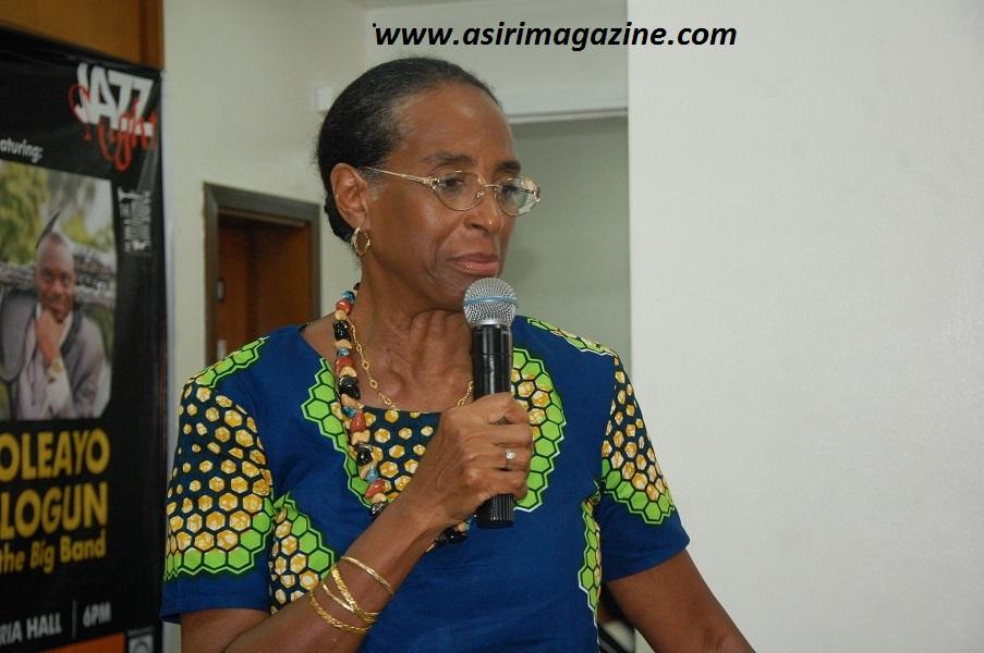 Dr Marion Akpata, Director MUSON School of Music
