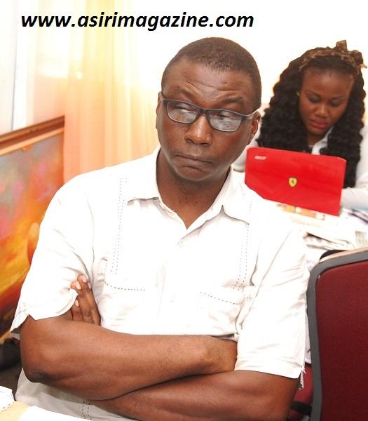 Ekpo Udoma, Curator of Visual Arts Programme