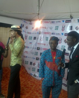Premiere of finding Fela