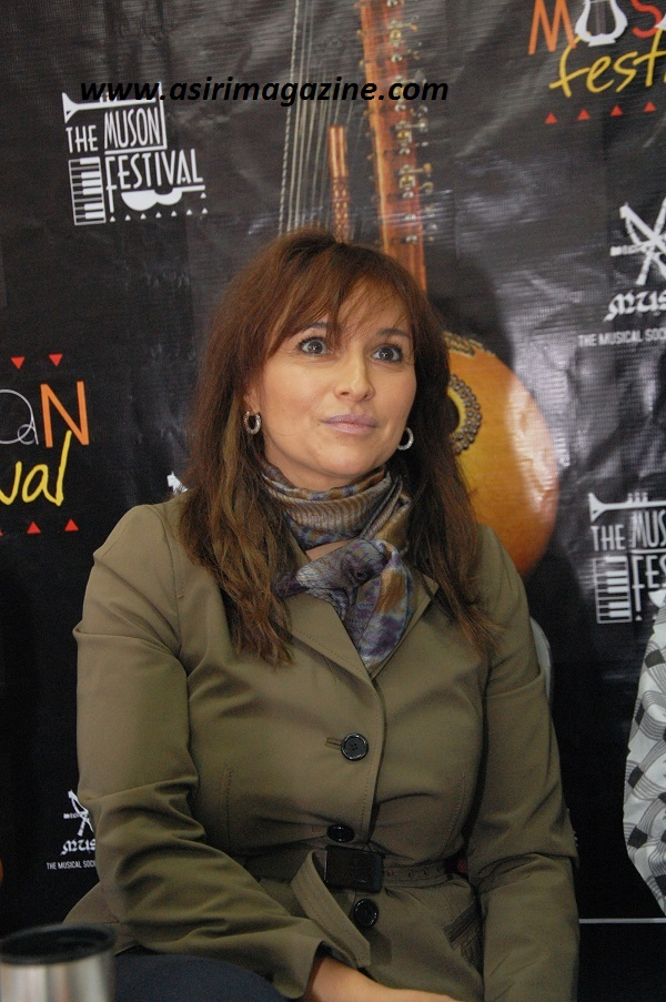 Sarah Boulus, Director of SPAN for dance programme