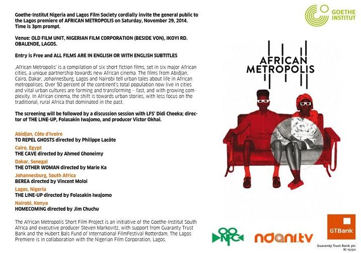 African Metropolis2
