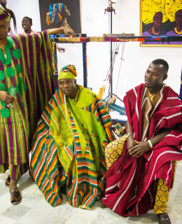 Aso-Oke Exhibition