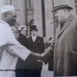 Ooni with Winston Churchill
