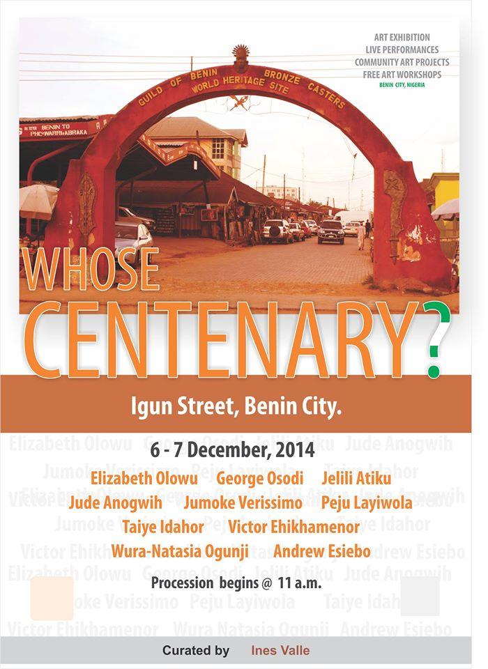 whose Centurary