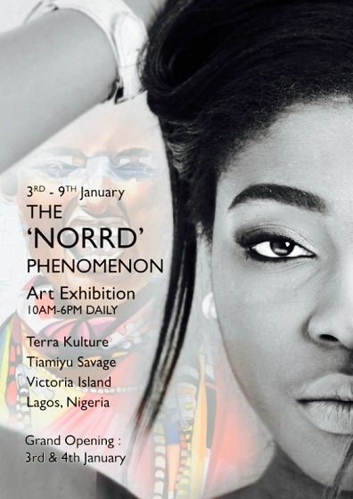 "The ""NORRD"" Phenomenon Art Exhibition"