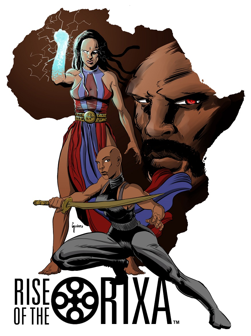 Oya Rise of the Orisha