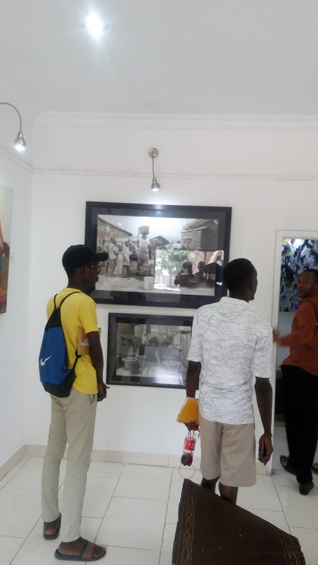 Faces&Phases Art Exhibition at Terra Kulture
