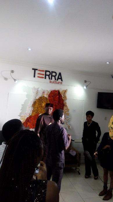 Bolanle Austen-Peters of Terra Kulture