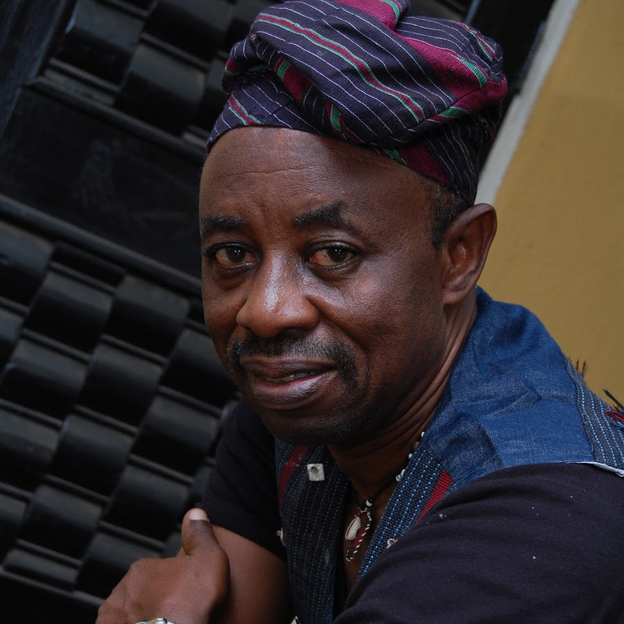 Film maker Tunde Kelani