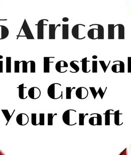African Film Festivals
