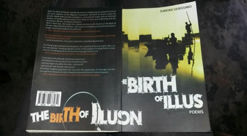 Birth of Illusion By Jumoke Verissimo