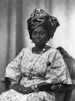 The Matriarch of the Awolowo Dynasty  Marches Through Life