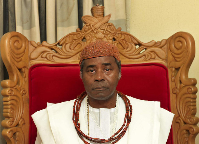 Itsekiri King, Ogiame Atuwatse II, The Olu of Warri Passes On