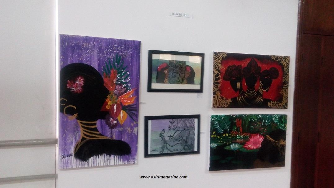 PHOTOS: Woman in Bloom Art  Exhibition