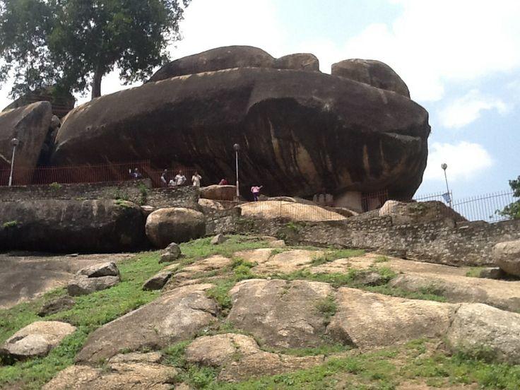 Olumo Rock, The Pride of Abeokuta