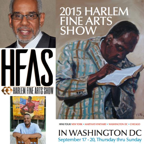 Harlem Fine Arts Show returns to Merchandise Mart