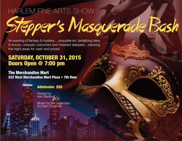 Harlem Fine Arts Show returns to Merchandise Mart October 29 -Nov 1
