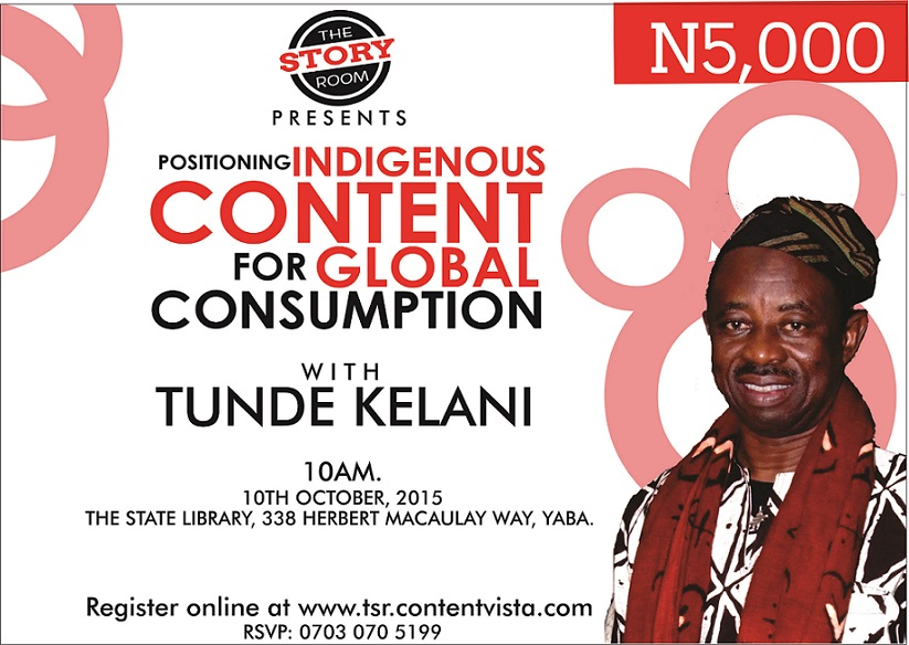 The Story Presents Time Out With Tunde Kelani
