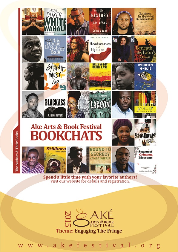 """Ake Arts And Book Festival 2015 """"Engaging the Fringe"""""""