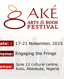 "Ake Arts And Book Festival 2015 ""Engaging the Fringe"""