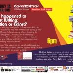 Quramo Publishers interrogates African Protest Writing at LABAF