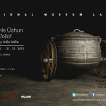 Solving the Jollof Rice Mystery with WOLOF/JOLLOF Exhibition