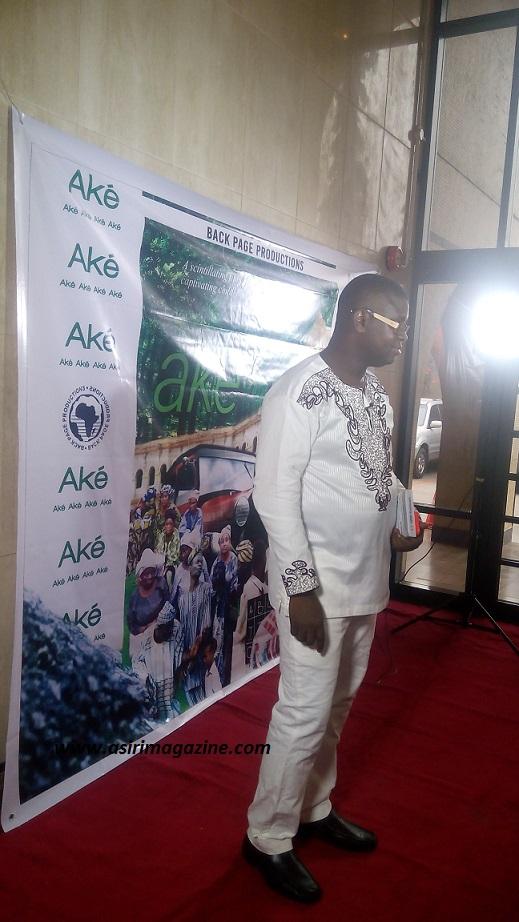 "PHOTOS;Private Screening of ""Ake"" An Adaptation of Wole Soyinka's Memoir"