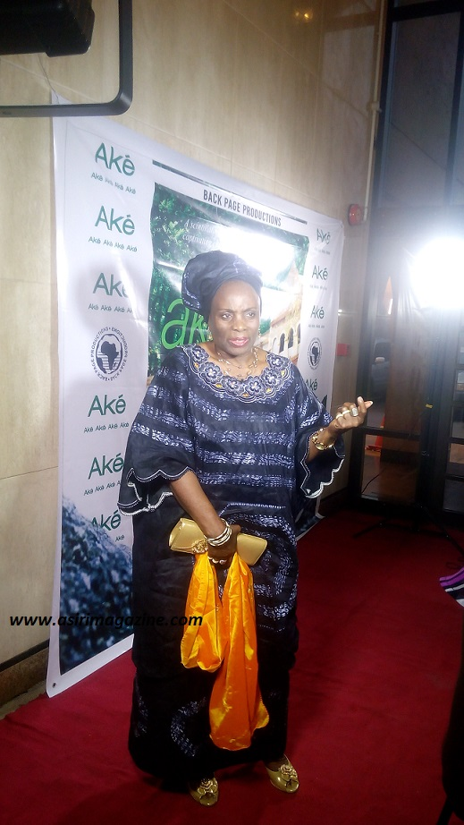 "PHOTOS;Private Screening of ""Ake"" An Adaptation of Wole Soyinka's Memoir"