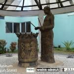 @TRAVELNEXTDOOR TAKES TOURISTS TO OGUNDE MUSEUM