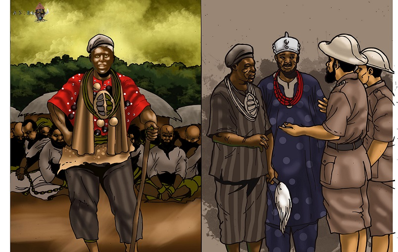 Lagos, Oshodi Tapa and Inverted Slaves: Response to Oshodi Tapa Family