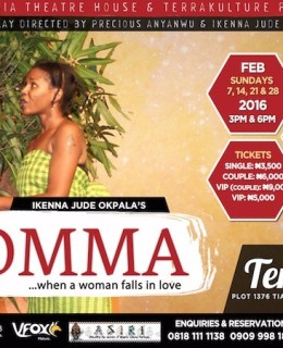 How far will Ugonma go for love?