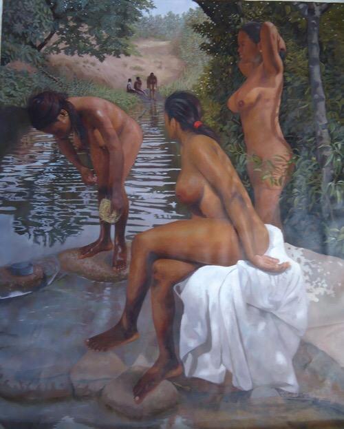 Meet the Artist: Olumide Oresegun an Apostle of Realism