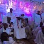 Oba Ogunwusi and Olori Wuraola Thanksgiving Ceremony at Ife