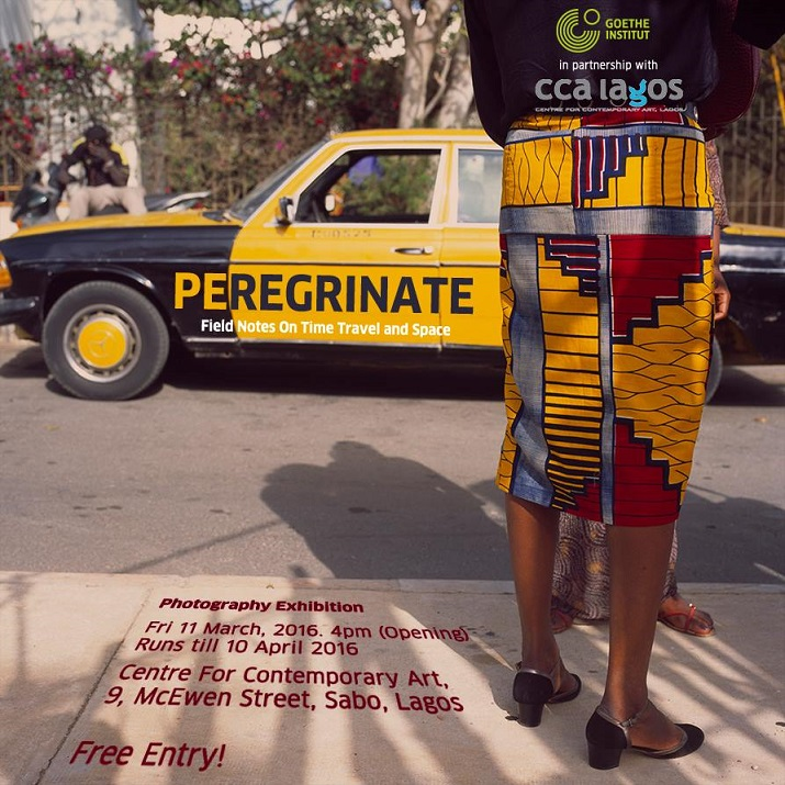 Goethe-Institut Nigeria and CCA Lagos Opens PEREGRINATE, a Photography Exhibition Today