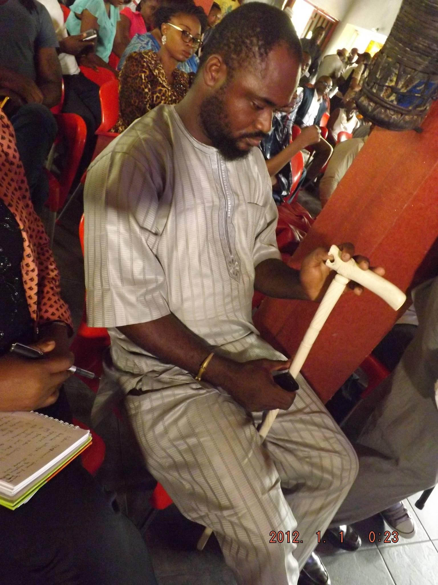 ArtistsVillageSaga;Owie Smart Sues FG For 50Million Naira, Case Begins Hearing at Federal High Court, Ikoyi