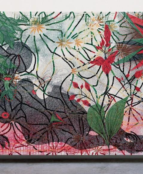 Chris Ofili and the Big Bang Art. Part 2