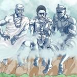 Akooda,A City Guarded by the gods