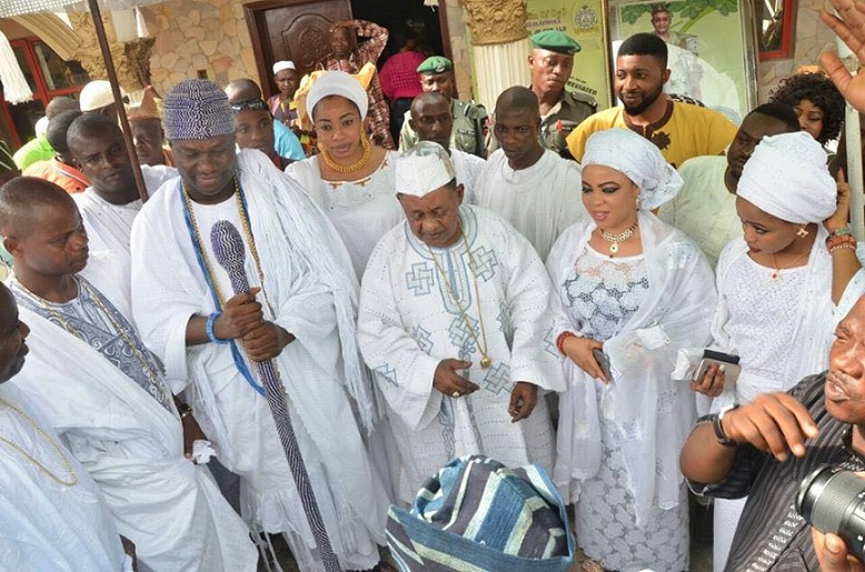 Ooni of Ife bags Ambassador of Peace, Sues for Sustainability of Yoruba Unity