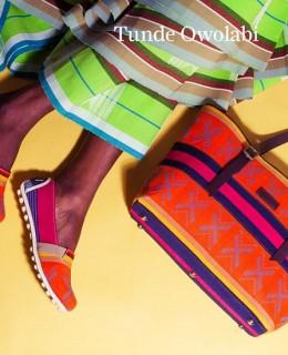 Ethnik: Aso Oke In A Contemporary Fashion Space