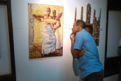 'Through The Ages' the Ghana/Nigeria Art Exhibition Project