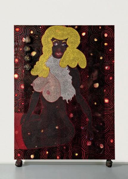 Chris Ofili and the Big Bang Art