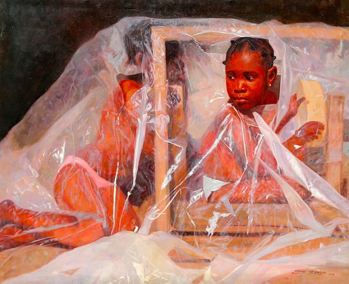 Famous Artworks of Olumide Oresegun to be Sold on Auction