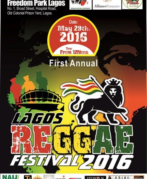LAGOS REGGAE FESTIVAL 2016