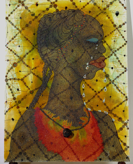 Chris Ofili and the Big Bang Art