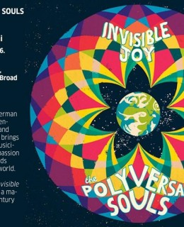 Max Weissenfeldt and the Polyversal Souls Set to Perform In Lagos