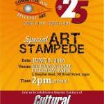 CORA AT 25 Special Art Stampede