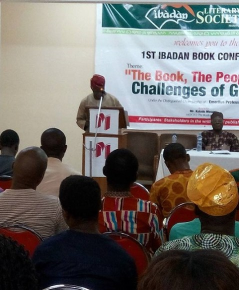 The Dream is Finally BORN..... Ibadan Book Conference 2016