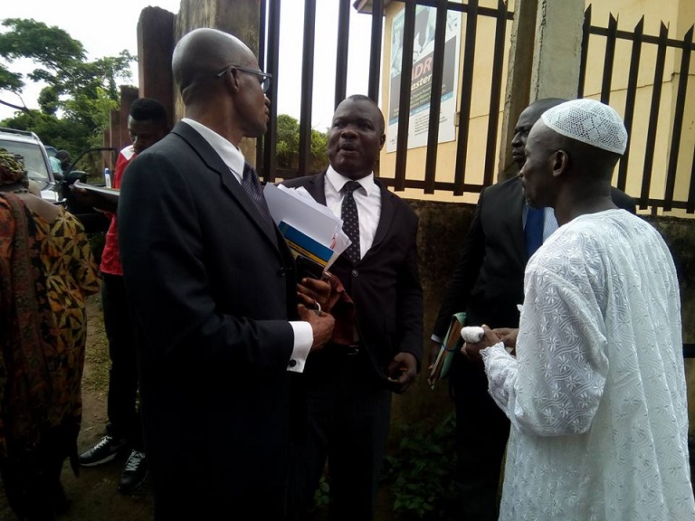 Jelili Atiku's Case; Magistrate advises amicable Resolution